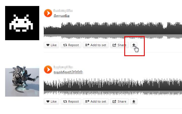 Soundcloud Downloader Userscript/Extension | Technowise