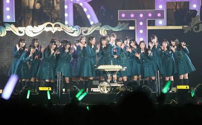 Keyakizaka46 1st anniversary