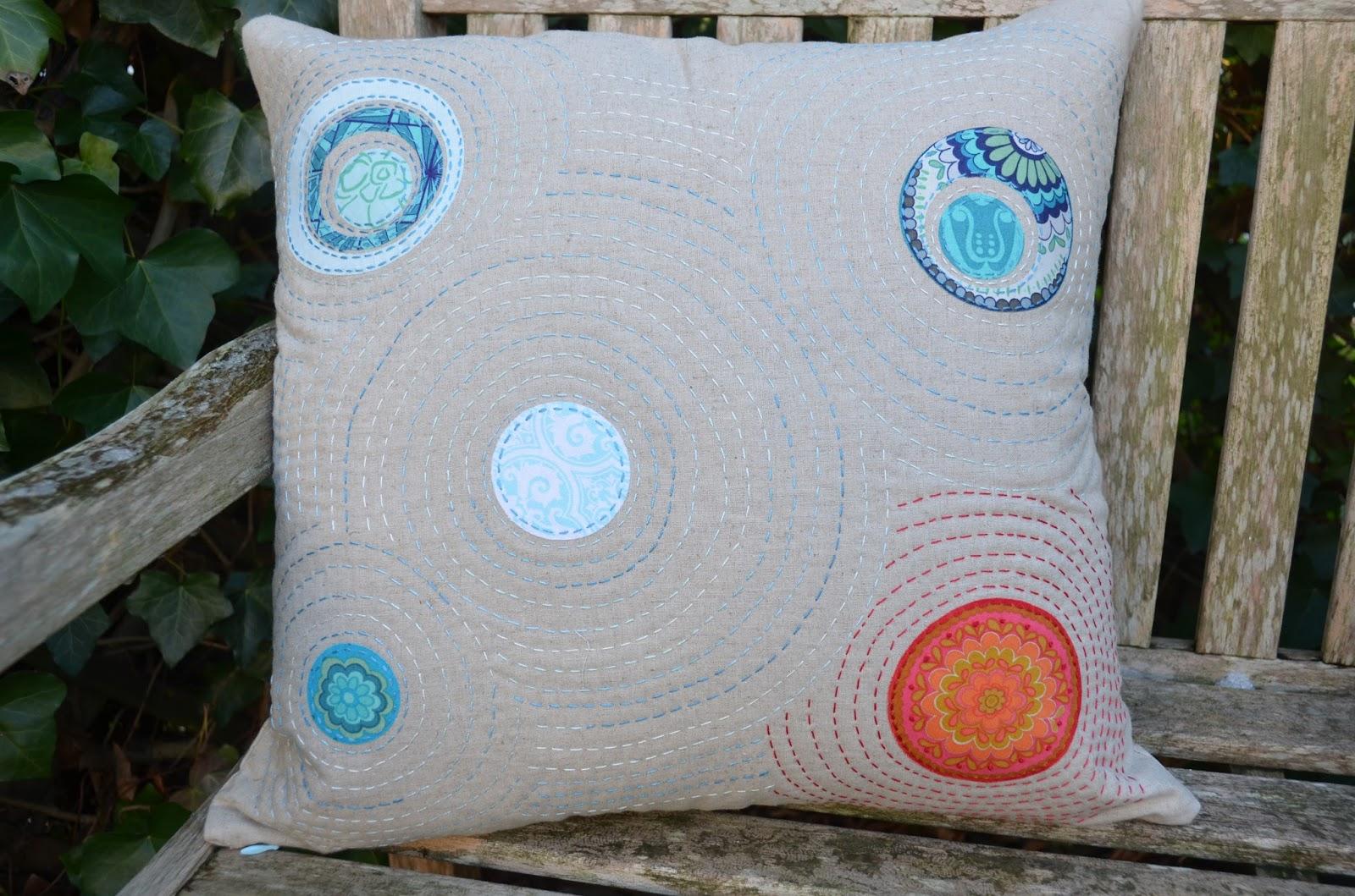 Hohenbrunner Quilterin: Pillow Swap Four Seasons