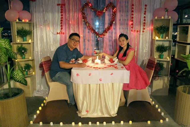 serunya hari kasih sayang