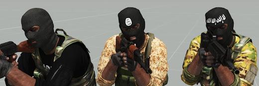 Iraqi-Syrian Conflict アドオン