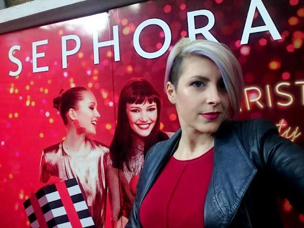 ВИДЕО: Събитие по повод коледната колекция на Sephora