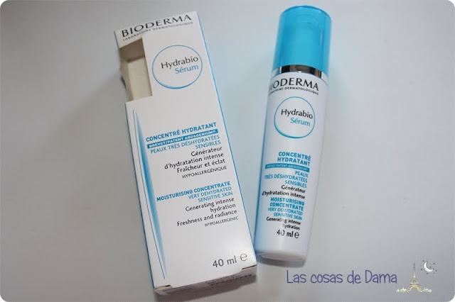 Hydrabio Bioderma Dermocosmética hidratacion
