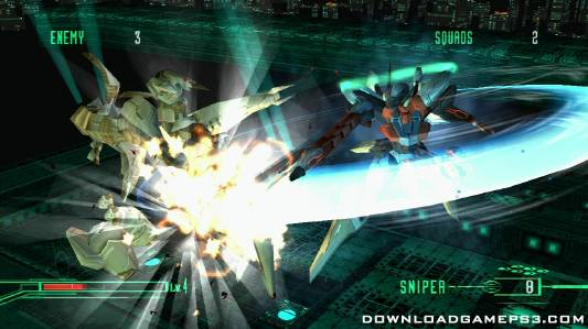 Zone of the Enders HD Edition - Download game PS3 PS4 RPCS3
