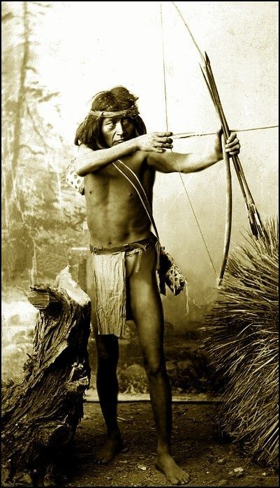 Heroes Heroines And History The Native American Bow And