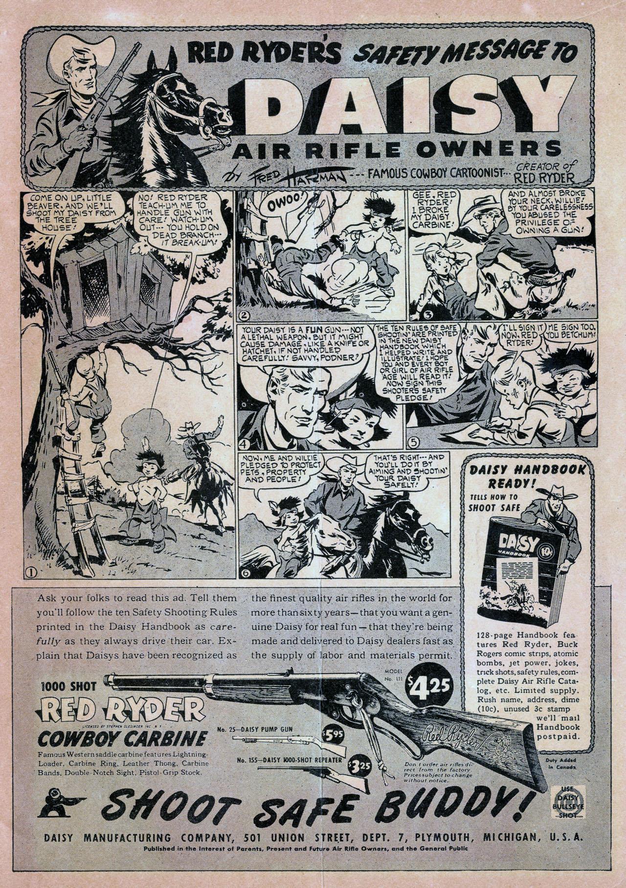 Read online Detective Comics (1937) comic -  Issue #119 - 51
