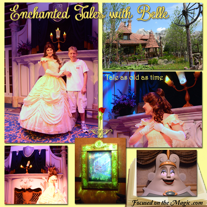 Enchanted Tales with Belle Beauty and the Beast