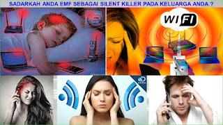 Baca ini, Jangan Sampai Kamu Terkena Radiasi Ponsel Saat Tidur