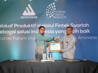 Ammana Fintek Syariah distributes Rp 3 billion