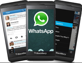 How to install WhatsApp on BB10