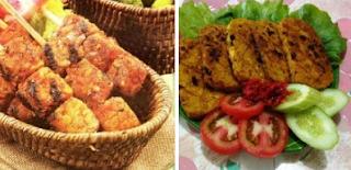 Tempe Recipes Grill Seasoning Mushroom Rendang