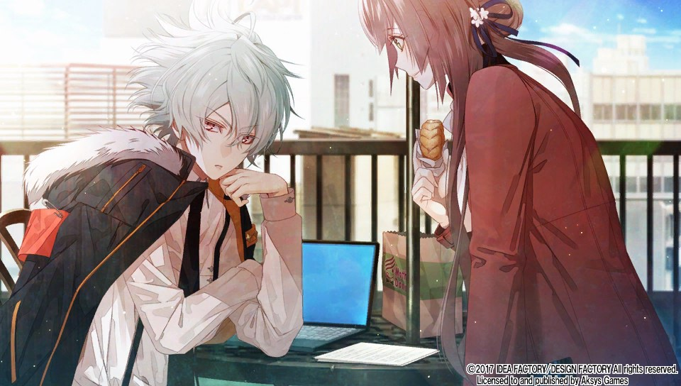The Rat's Den: VN Talk: Collar x Malice - Part 3: Takeru Sasazuka