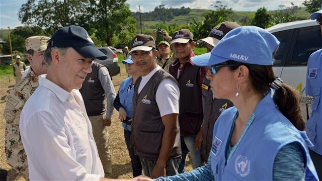 UN to probe more observers for partying with FARC rebels