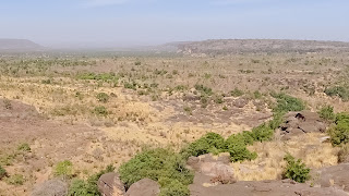 Sub-Saharan Mountain desert in Mali