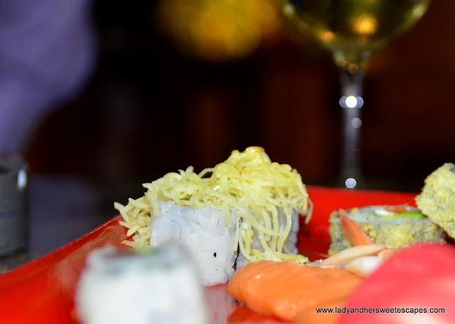Vii fusion sushi