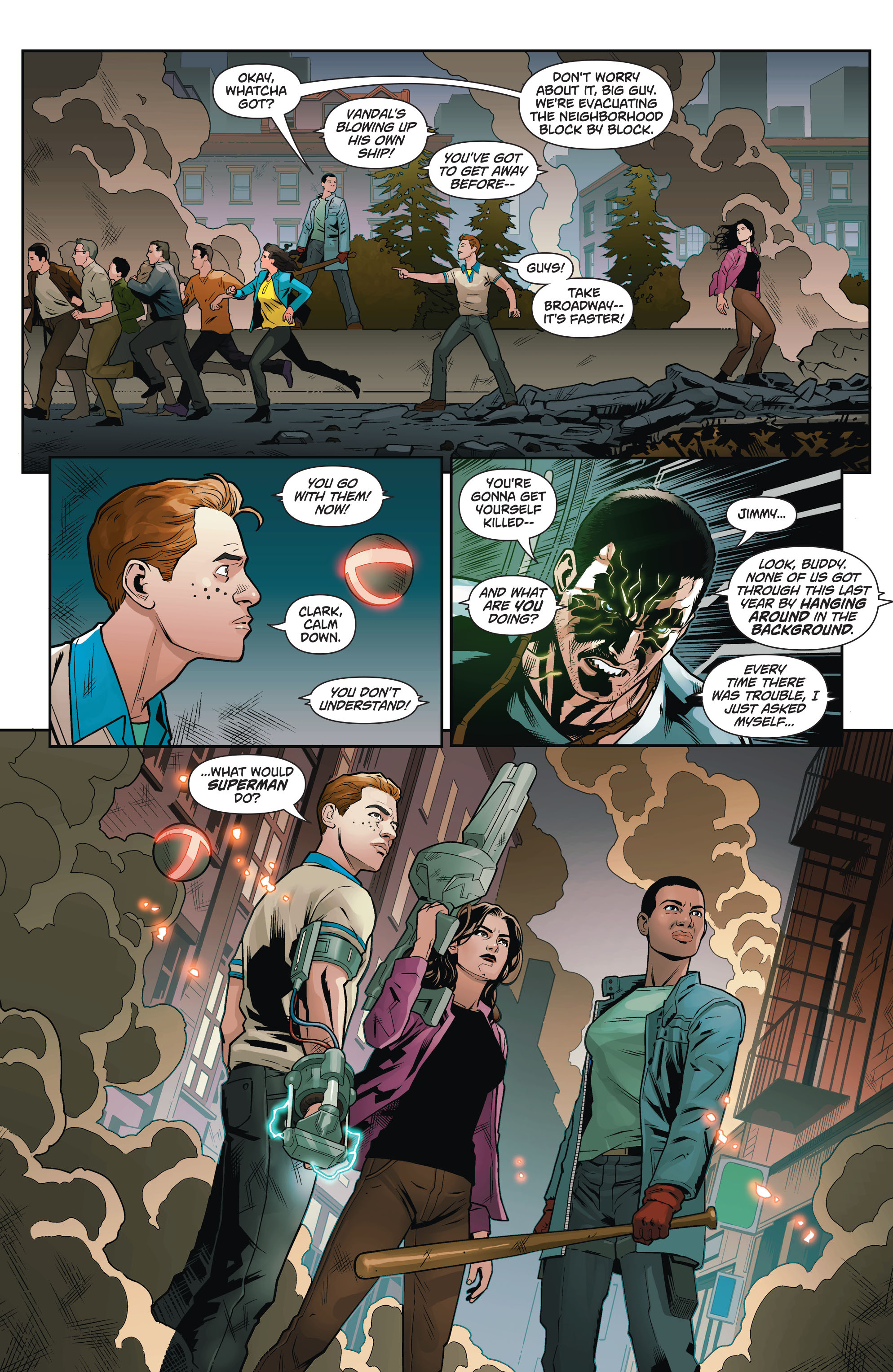 Read online Action Comics (2011) comic -  Issue #50 - 18