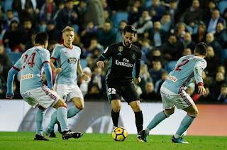 مشاهدة مباراة ريال مدريد وسيلتا فيغو بث مباشر | اليوم 11/11/2018 | Real Madrid vs Celta Vigo Live