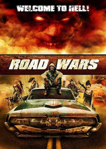 Road Wars 2015 Dual Audio Hindi Full Movie Download