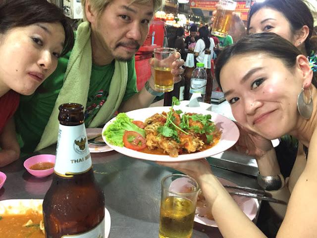 Lek & Rut Seafood レック&ラット シーフード