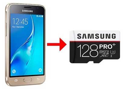 Mengubah Penyimpanan Internal ke SD Card Samsung
