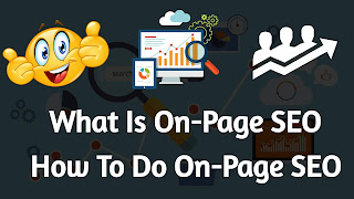 What Is On-Page SEO | How To Do On-Page SEO