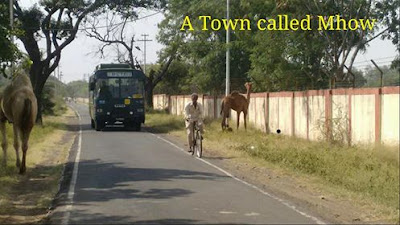 A Town Called Mhow
