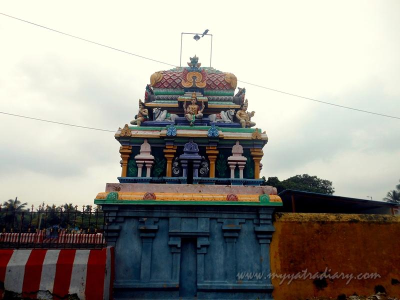 Lakshmana Temple, Lakhsmana Teertham, Rameshwaram