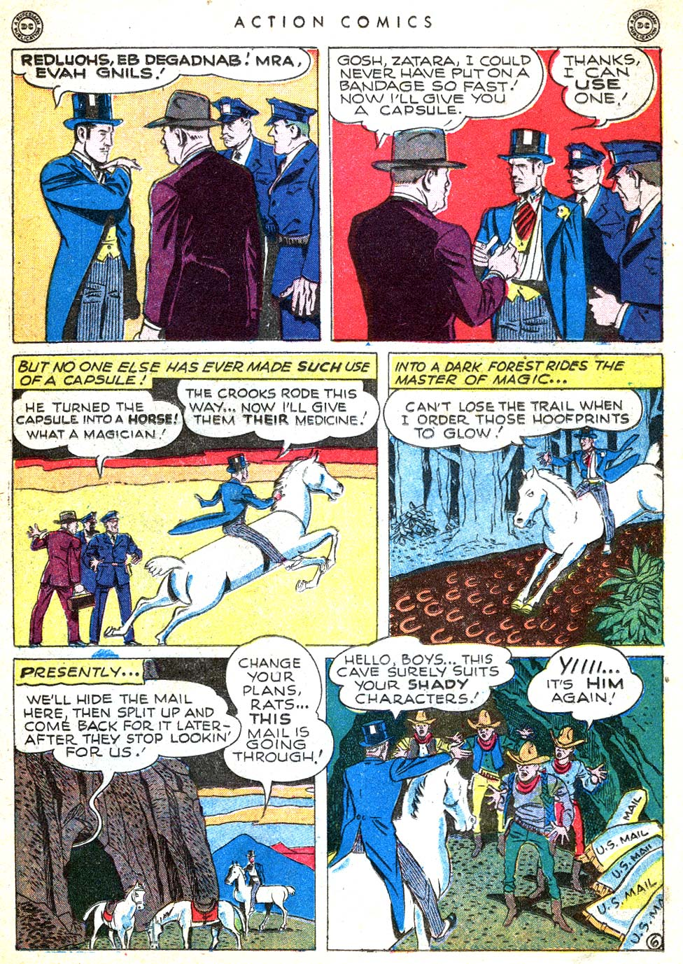 Read online Action Comics (1938) comic -  Issue #103 - 21