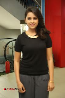 Sri Divya Latest Pictures in Black Top ~ Celebs Next