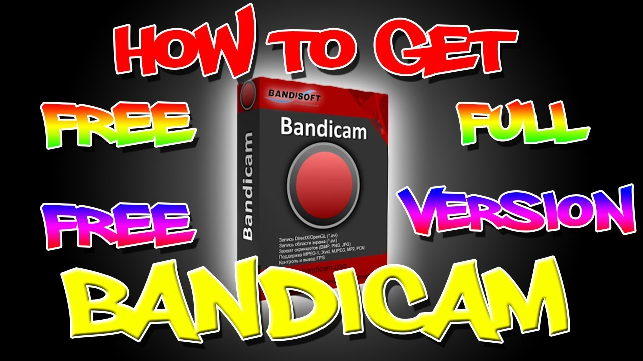 How To Download Bandicam Crack and Activate it 2017