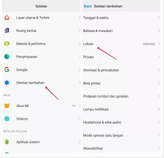 Mengganti Font HP Xiaomi