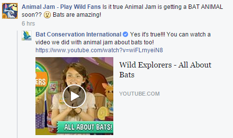 Animal jam spirit blog halo play wild on iphone bat - How to get a bat on animal jam ...