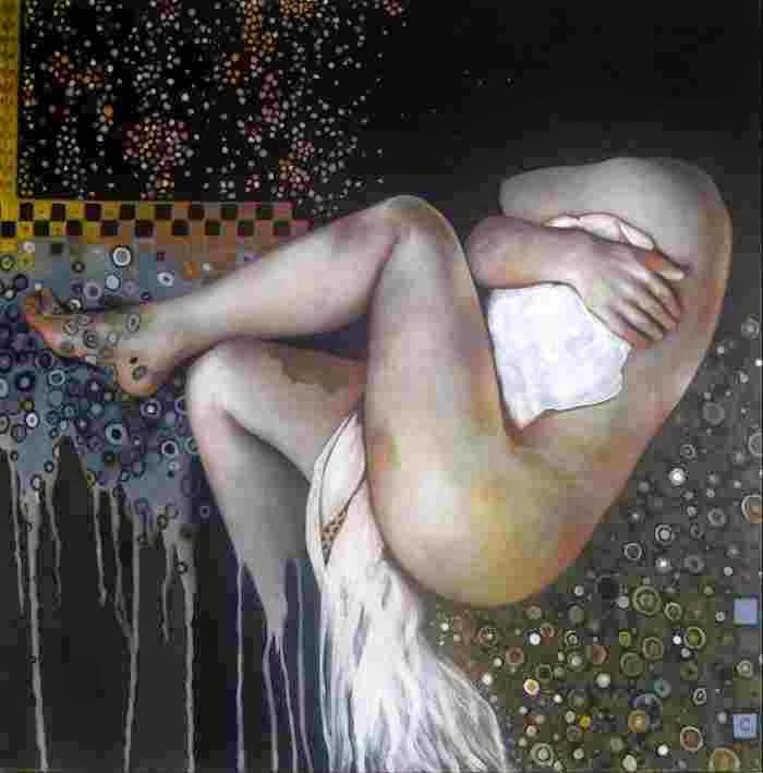 Чувственность, сексуальность и эротизм. Caroline Westerhout