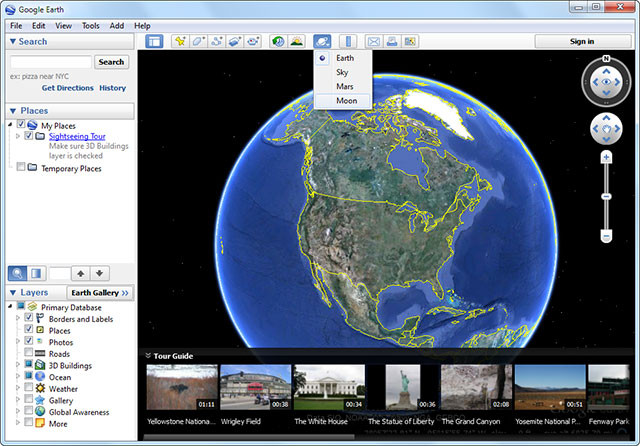 google earth free download for windows xp latest version