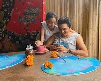 Suami Unggah Foto Laudya Cynthia Bella Tanpa Hijab