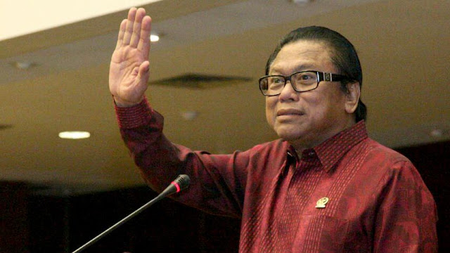 Wiranto Dikabarkan Turun Gunung Untuk Pecat OSO