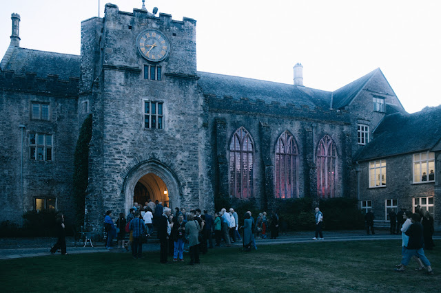 Dartington Hall (Photo Aubrey Simpson)