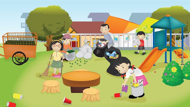 Menjaga Lingkungan itu Penting!: Pentingnya Menjaga Lingkungan