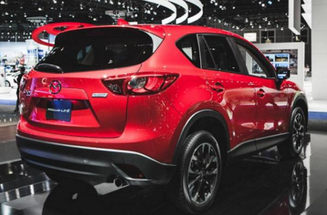 2018 Mazda CX 5 Release Date USA
