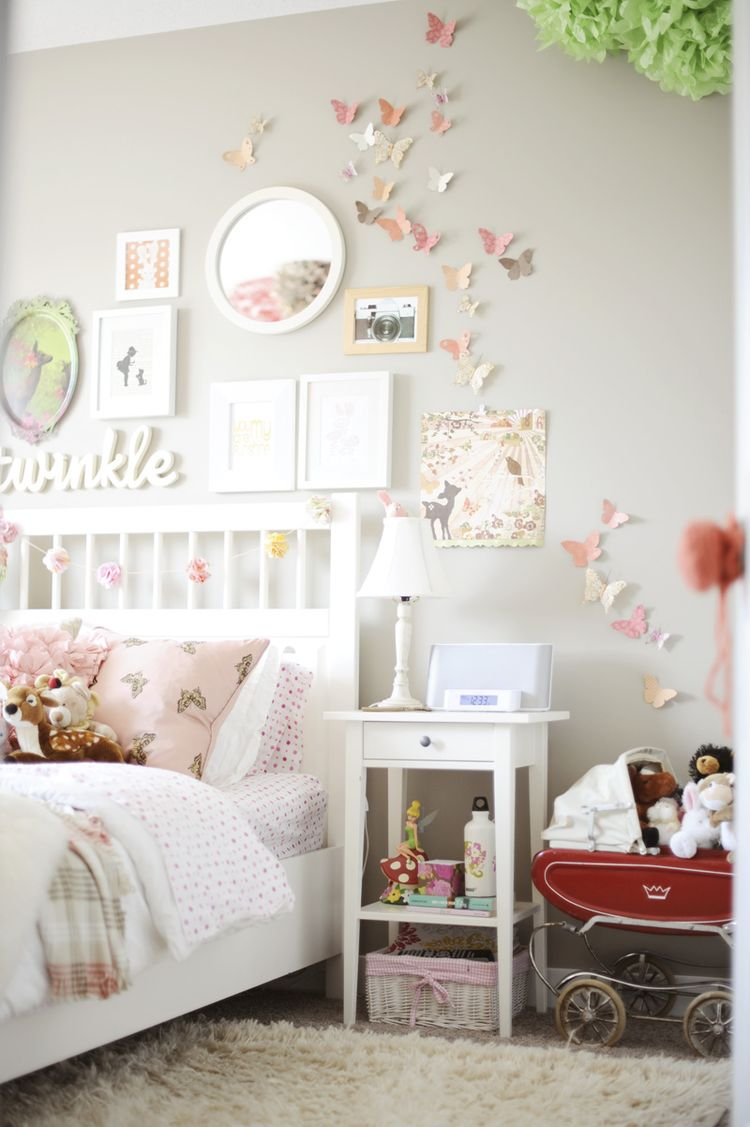 Sweet southern symphony totally awesome interiors girls - Cute things for girls room ...