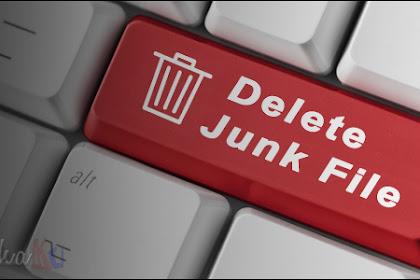 Tips membersihkan file sampah di Laptop dan PC