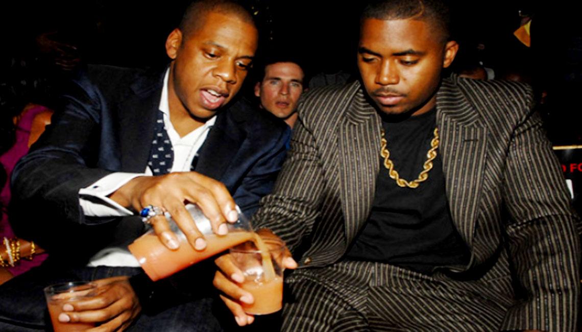 Perajok & Kanye West (в месте): Nas' 'NASIR' Debuts at No  5