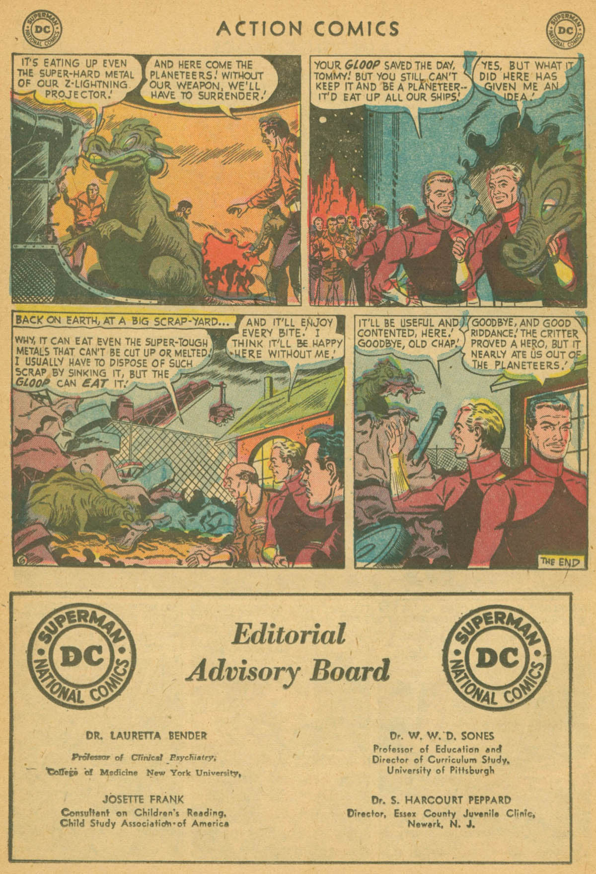Read online Action Comics (1938) comic -  Issue #178 - 30