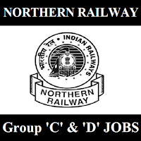 Northern Railway, NR, New Delhi, freejobalert, Sarkari Naukri, Northern Railway Answer Key, Answer Key, northern railway logo