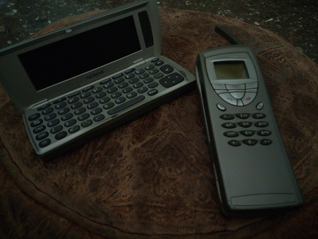2 x Nokia 9210 Communicator