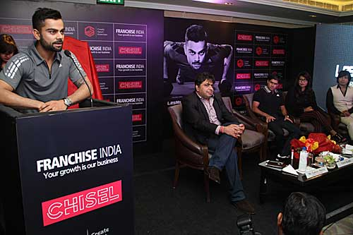 Indian Gym Chain Backed by Kohli To Enter Sri Lanka