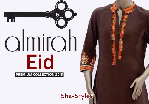 261d66d756 Today shestyles has brought Almirah Eid ul Azha Premium Collection 2015-16  in which you will the regal grace of Almirah Premium collection.