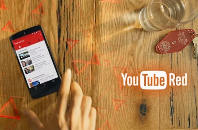 Youtube Red sera lançado em breve