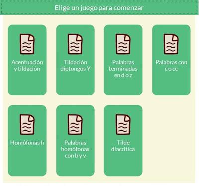 http://www.mundoprimaria.com/juegos-lenguaje/juegos-ejercicios-ortografia-5o-primaria