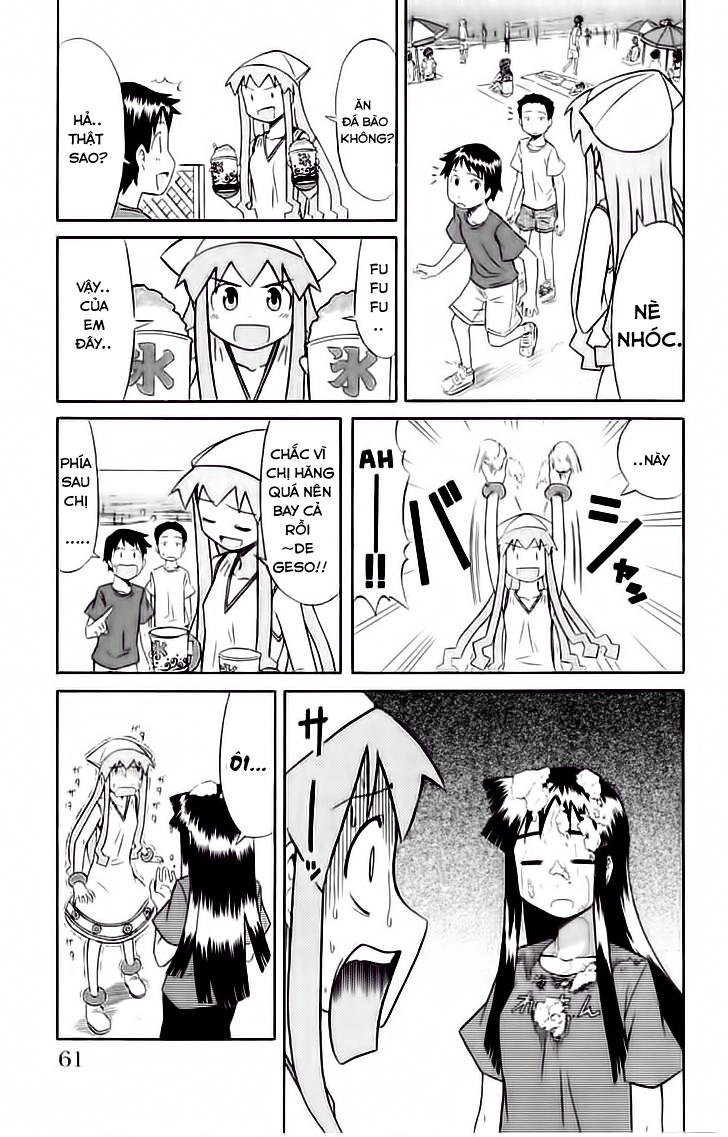 Shinryaku! Ika Musume Chap 64 - Truyen.Chap.VN